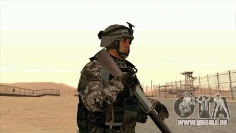 BF3 Montes pour GTA San Andreas