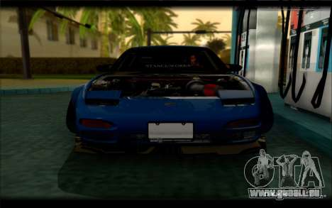 Nissan 180SX für GTA San Andreas rechten Ansicht