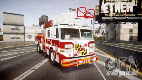 Pierce Arrow XT Ladder 2013 [ELS] pour GTA 4
