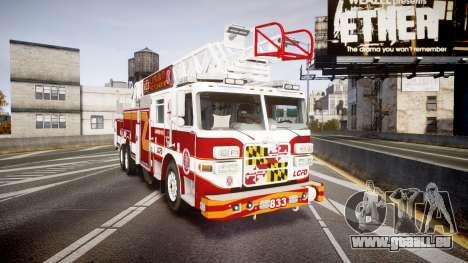 Pierce Arrow XT Ladder 2013 [ELS] für GTA 4