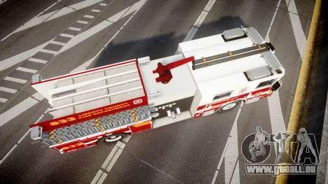 Pierce Arrow XT Engine 2013 [ELS] für GTA 4 rechte Ansicht