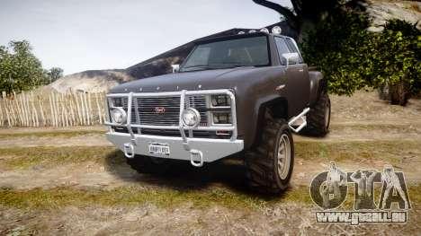 Vapid Bobcat Hillbilly für GTA 4