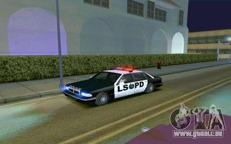 De nouveaux effets pour GTA San Andreas deuxième écran