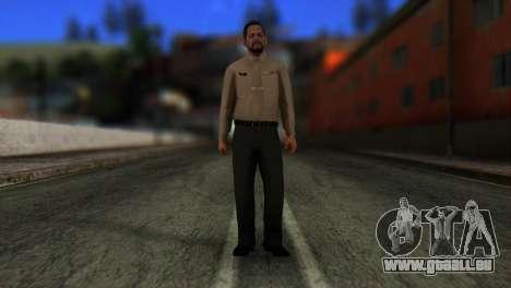 GTA 5 Skin 5 pour GTA San Andreas