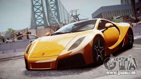 GTA Spano 2013 pour GTA 4