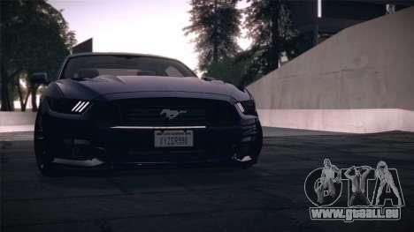 ENB by OvertakingMe (UIF) for Powerfull PC für GTA San Andreas neunten Screenshot