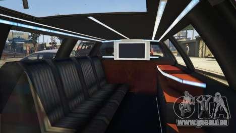 GTA 5 Rufen limo v0.6b dritten Screenshot