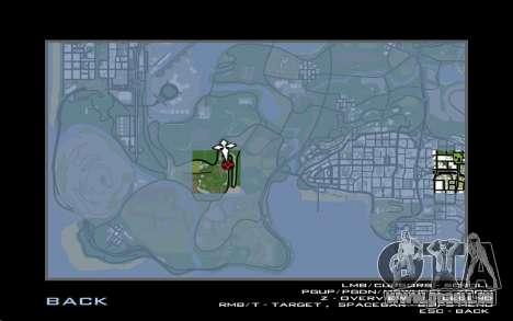 Straßen-Reparatur für GTA San Andreas siebten Screenshot