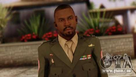 GTA 5 Skin 2 pour GTA San Andreas troisième écran