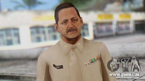 GTA 5 Skin 4 pour GTA San Andreas troisième écran