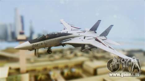 F-14A Tomcat VF-21 Freelancers pour GTA San Andreas