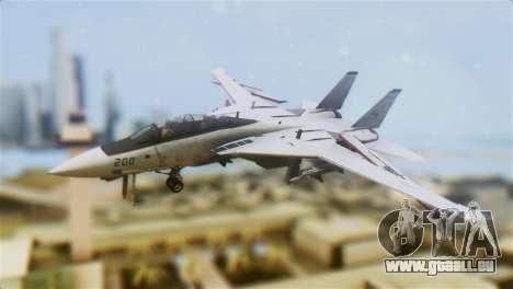 F-14A Tomcat VF-21 Freelancers für GTA San Andreas