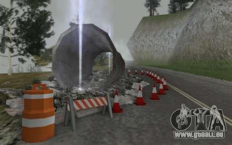 Straßen-Reparatur für GTA San Andreas