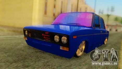VAZ 2106 Caméléon pour GTA San Andreas