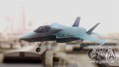 F-35B Lightning II pour GTA San Andreas