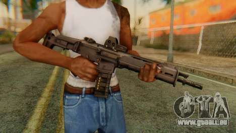 Magpul Masada v2 pour GTA San Andreas troisième écran