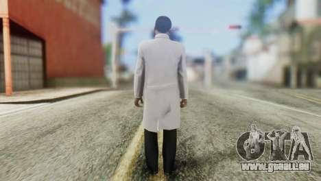 Vrash Skin from GTA 5 für GTA San Andreas zweiten Screenshot