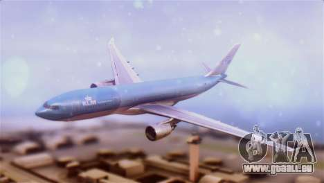 Airbus A330-200 KLM New Livery pour GTA San Andreas