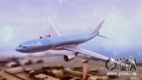 Airbus A330-200 KLM New Livery für GTA San Andreas