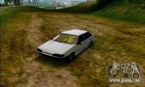 2114 Ala Dubaï pour GTA San Andreas laissé vue