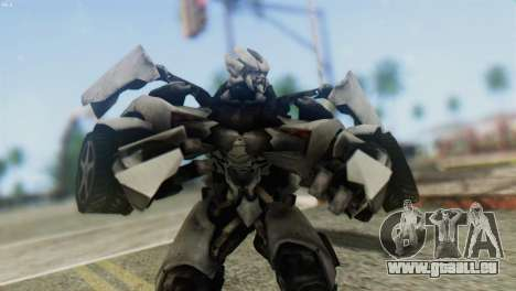 Sideswipe Skin from Transformers v2 pour GTA San Andreas