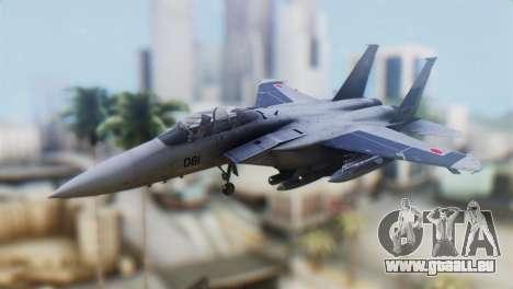 F-22J Japan Air-Self Defense Force pour GTA San Andreas