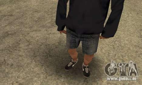 Cool Bitch Five pour GTA San Andreas deuxième écran
