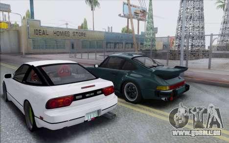 ENB Series Settings for Medium PC pour GTA San Andreas cinquième écran