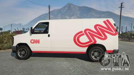 Bravado Rumpo CNN v0.2 für GTA 5