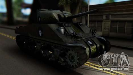M4 Sherman Gawai Special für GTA San Andreas