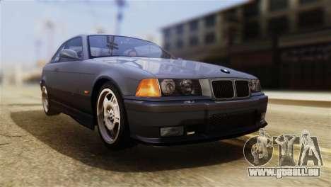 BMW 320i pour GTA San Andreas