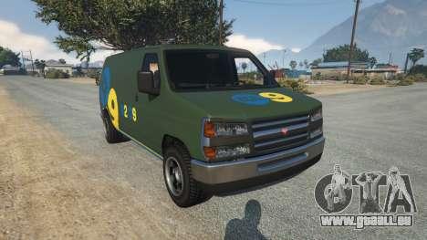 Bravado Rumpo KCAL v0.2 für GTA 5