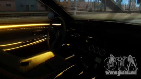 Nissan 180SX Uras Bodykit pour GTA San Andreas vue de droite