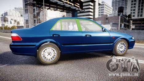 Mazda 626 pour GTA 4 est une gauche