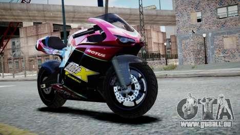 Bike Bati 2 HD Skin 3 für GTA 4