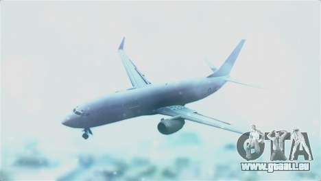 Boeing 737-800 Royal Air Force für GTA San Andreas