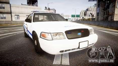 Ford Crown Victoria CNPS [ELS] pour GTA 4