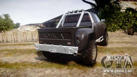 Vapid Bobcat Hillbilly für GTA 4 hinten links Ansicht