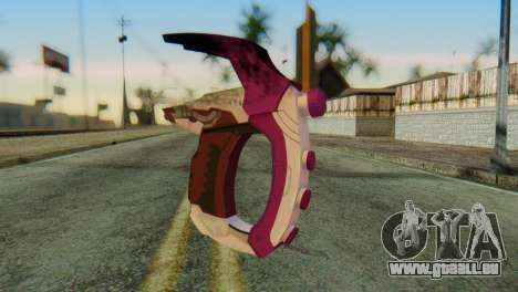 Break Gun für GTA San Andreas