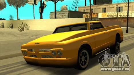 Slamvan Final pour GTA San Andreas