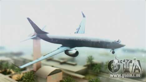 Boeing 737-800 Polskie Linie Lotnicze LOT pour GTA San Andreas