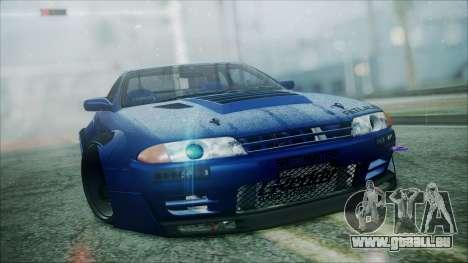 Nissan Skyline GT-R R32 Battle Machine für GTA San Andreas