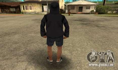 Cool Bitch Five pour GTA San Andreas quatrième écran