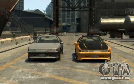 Vapid Fortune Drift pour GTA 4 est un droit