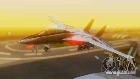 F-14A Tomcat Marynarka Wojenna RP pour GTA San Andreas