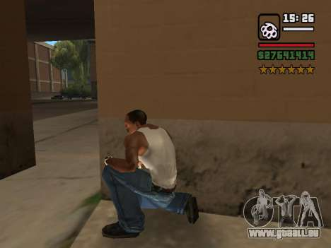 Real Cops pour GTA San Andreas