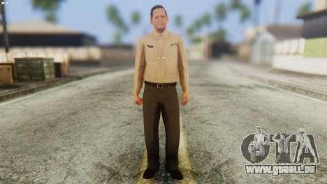 GTA 5 Skin 3 für GTA San Andreas