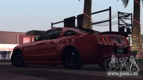 ENB by OvertakingMe (UIF) for Powerfull PC für GTA San Andreas achten Screenshot