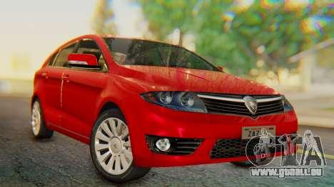 Proton Suprima S pour GTA San Andreas