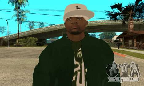 Groove St. Nigga Skin First pour GTA San Andreas